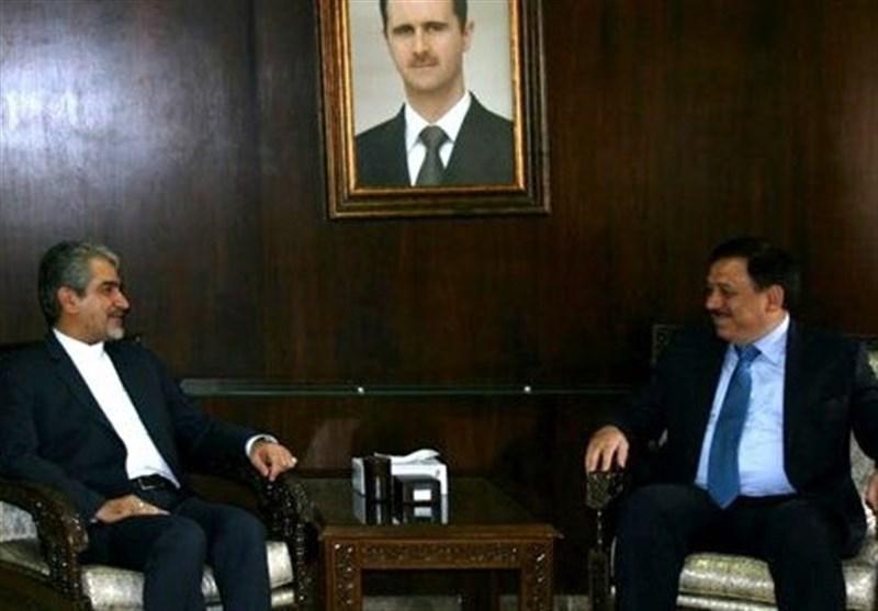 وزیر المالیة السوری یدعو رجال الأعمال الإیرانیین إلى الاستثمار فی سوریا