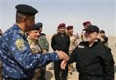 العبادی فی الموصل: العالم لم یتصور أننا سنقضی على داعش بهذه السرعة