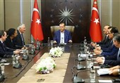 Turkish President Erdogan Holds Meeting with Tillerson over Qatar Row, Syria
