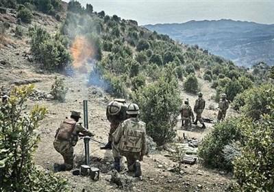 پاک بھارت مسلح افواج کے مابین جھڑپیں