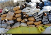 Iranian Police Seize over Two Tons of Illicit Drugs in Single Operation