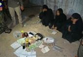 بازداشت 7 زن انتحاری عضو داعش در صلاحالدین