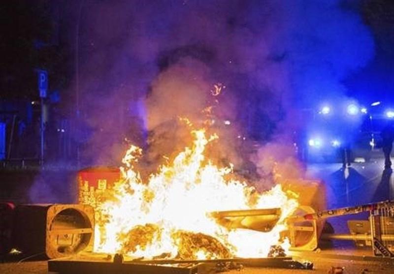 شورش هامبورگ