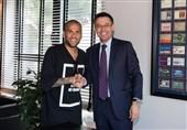 واکنش آلوز به اظهارات رئیس باشگاه بارسلونا