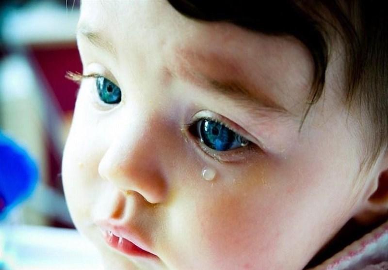 حکمت و فواید گریه نوزادان