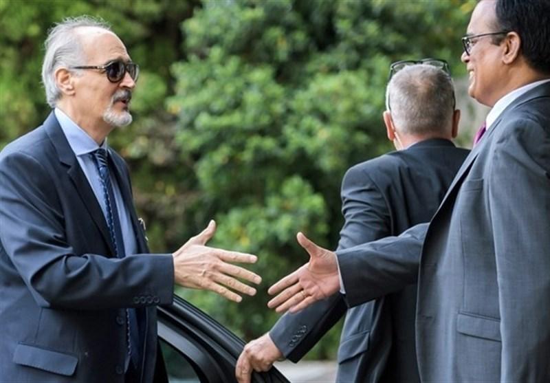 Iran, Russia, Turkey Start Syria Peace Talks in Geneva