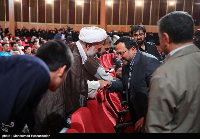 مراسم چهلم سردار شهید حاج شعبان نصیری