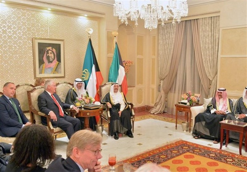 واشنگتن، لندن و کویت خواستار پایان فوری بحران قطر شدند