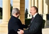 نتانیاهو و الهام علی اف