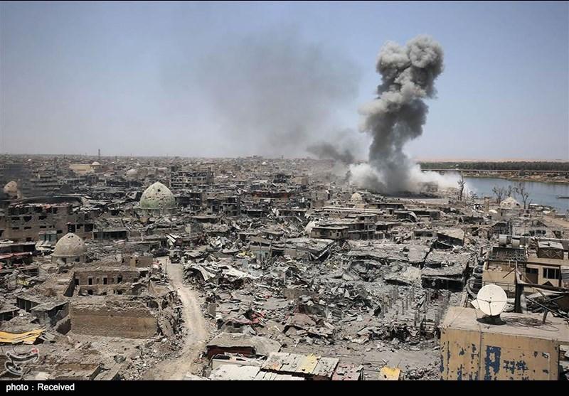 نینوا آپریشنل کمانڈر: موصل میں 25 ہزار داعشی قتل اور 130 ڈرون مار گرائے گئے