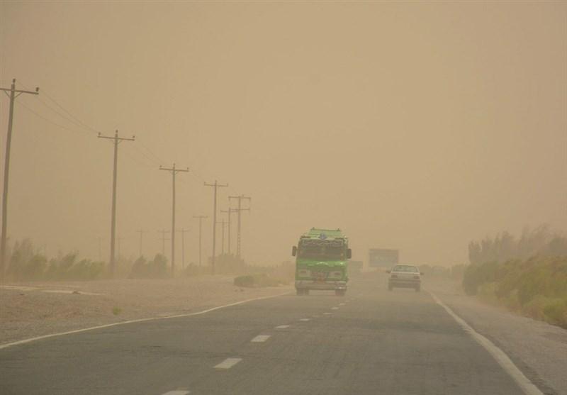 طوفان، گرد و خاک و ریزگرد در سیستان