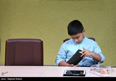 نشست خبری بازی موبایلی خاک