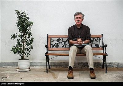 همایون اسعدیان رئیس هیئت مدیره خانه سینما در پایان نشست خبری