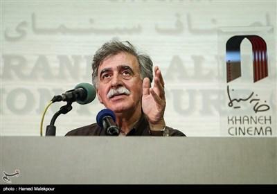 همایون اسعدیان رئیس هیئت مدیره خانه سینما در نشست خبری