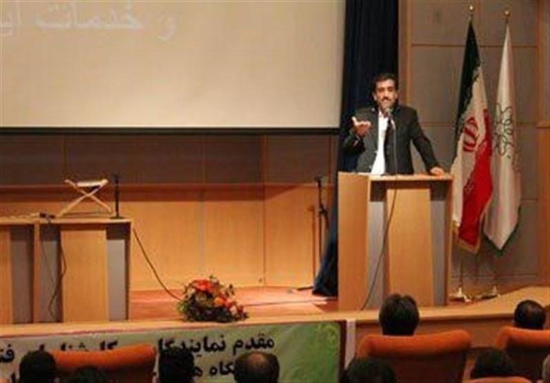 مدیرعامل سازمان اتش نشانی اسلامشهر