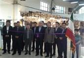دوازدهمین نمایشگاه تخصصی صنعت چوب و مبل در نمایشگاه بینالمللی اردبیل گشایش یافت