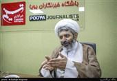 حجت الاسلام گلزاده عضو هیات علمی بعثه مقام معظم رهبری