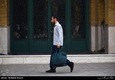 اعزام کاروان اردوی جهادی