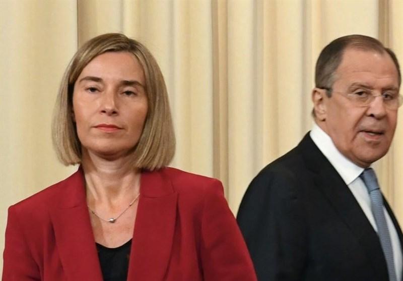 JCPOA Belongs to Int'l Community Not One Country: EU's Mogherini