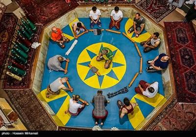 زور خانه بابا شاهوردی قدیمی ترین زورخانه فعال کشور