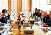 Iranian, Omani Top Diplomats Discuss Regional Issues
