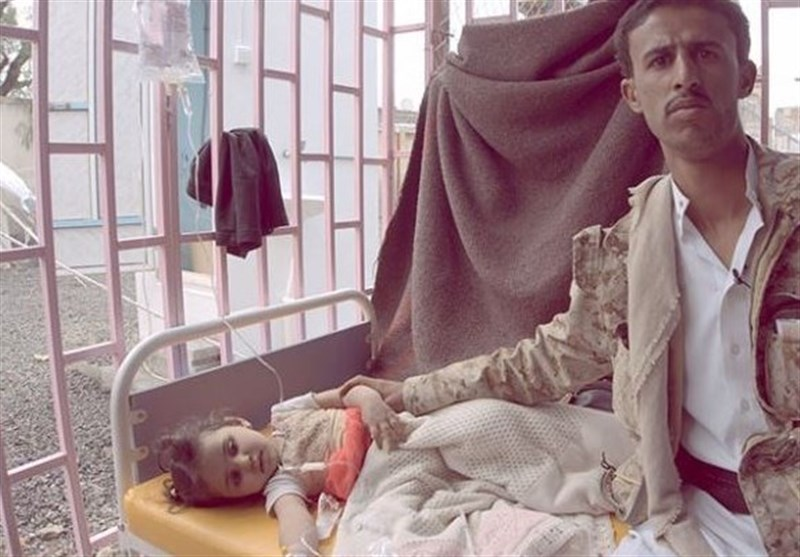 ICRC: Suspected Cholera Cases in Yemen Reach 1 Million