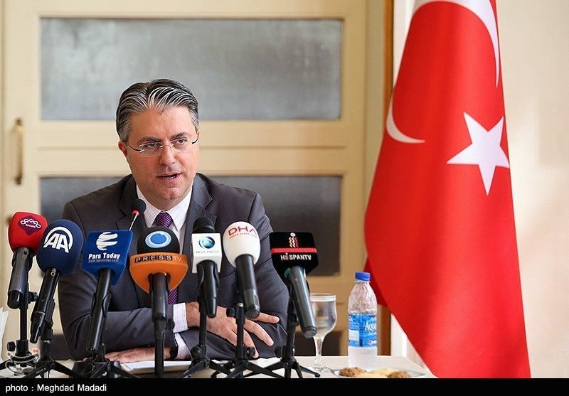 Turkey Opposed to Unilateral US Sanctions on Iran