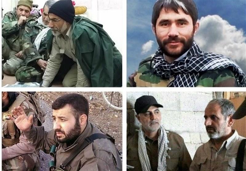 شهدای ایرانی مقاومت عراق چه کسانی بودند؟