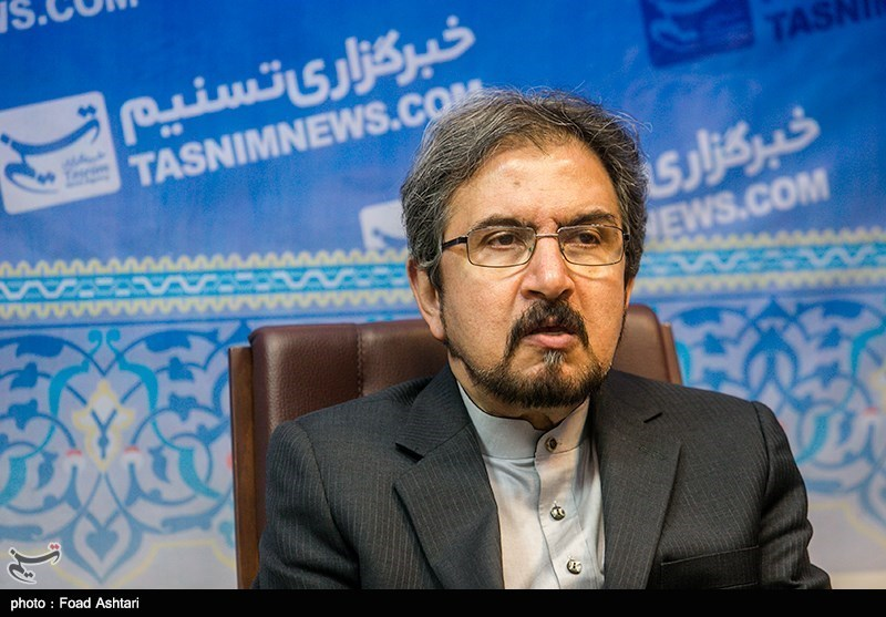 Spokesman Rejects Saudi-Egyptian Allegations against Iran as 'Groundless'