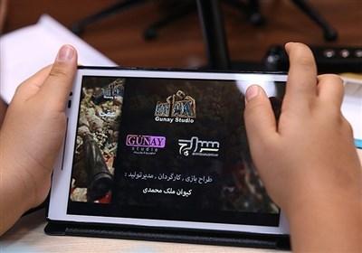 نشست خبری بازی موبایلی «خاک»