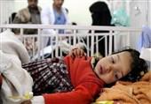 هنا لیست غزة ...شبح الکولیرا یخیم على رؤوس اطفال الیمن
