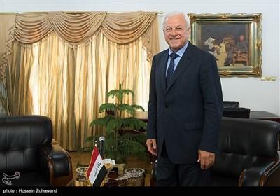 حوار تسنیم مع السفیر العراقی لدى طهران