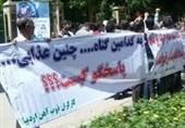 """اعتصاب غذای کارگران ذوبآهن اردبیل/وقتی کارگران قربانی """"بیتوجهی"""" مسئولان میشوند+تصاویر"""