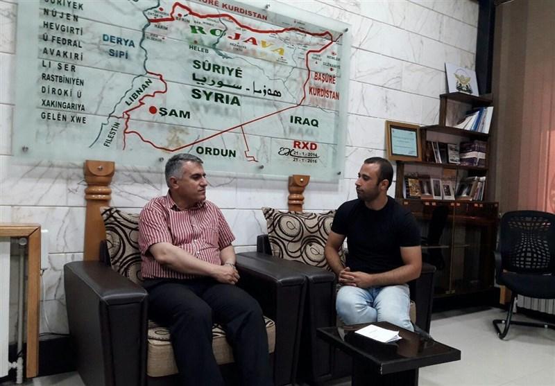 Kürt Aktivist: Suriye'den Ayrılma Niyetinde Değiliz
