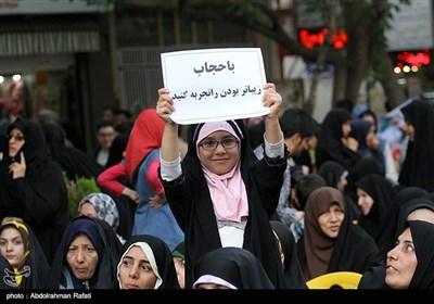 حجاب بهترین وسیله برای حضور با امنیت در اجتماع است