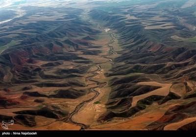 تصاویر هوایی از خراسان رضوی