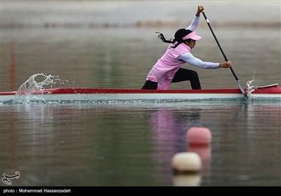 لیگ قایقرانی آبهای آرام بانوان