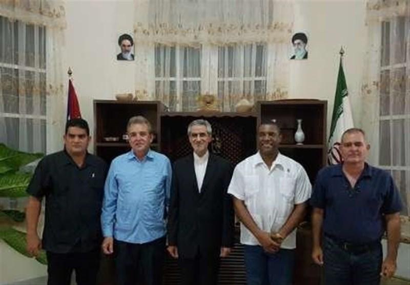 مجموعة الصداقة البرلمانیة الکوبیة الایرانیة تؤکد على ضرورة تعزیز التعاون الثنائی
