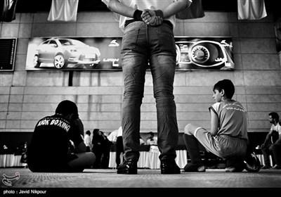 مسابقات قهرمانی کیک بوکسینگ کشور