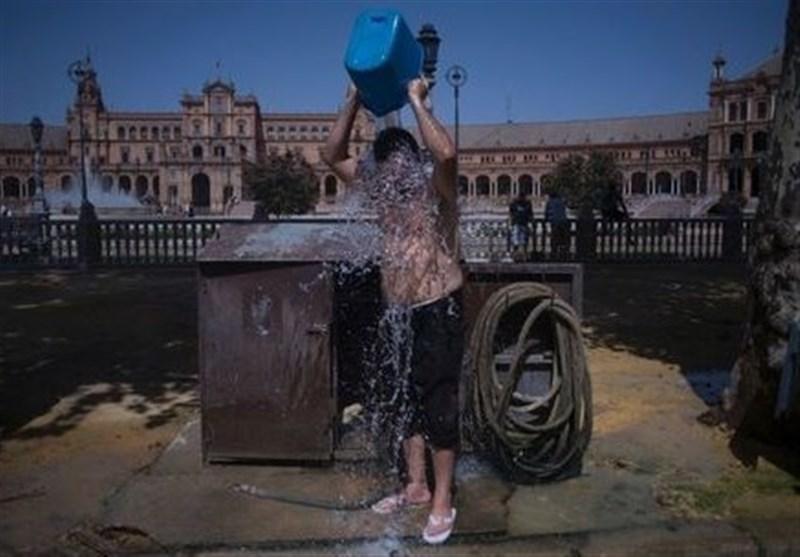Spain Heatwave Breaks Records, Kills One