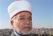 مفتی القدس یدعو لإفشال قرار الاحتلال بمنع الصلاة فی الاقصى
