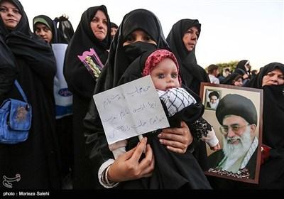 """ایران کے شہر اصفہان میں """"حجاب اور پاکدامنی"""" میلہ"""