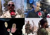 عدسة تسنیم تدخل أنفاق داعش بریف حلب وأهالی الرقة یروون ما حلّ بهم من مصائب +فیدیو وصور