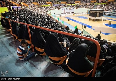 همایش حج گزاران استان تهران