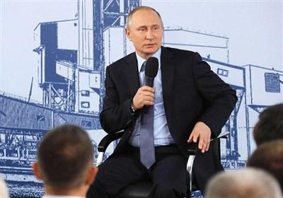 پوتین پیروز قاطع انتخابات ریاست جمهوری روسیه