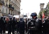 تظاهرات ضد ترامپ در فرانسه