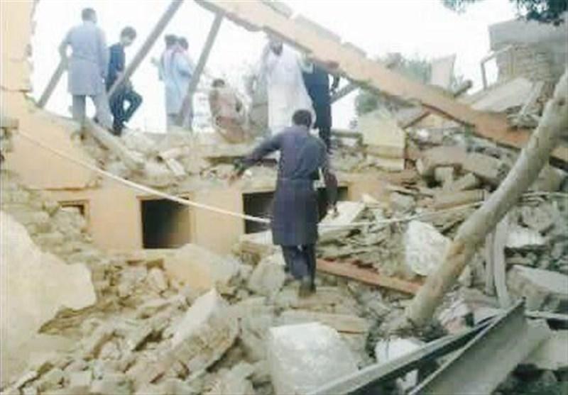 امریکیوں کی افغانستان میں گرلز اسکول پر بمباری + تصاویر