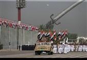 """استعراض عسکری عراقی عنوانه """"التحریر والنصر"""" احتفالا بتحریر الموصل+صور"""