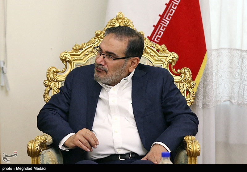 Iran's Shamkhani Sympathizes with Afghanistan over Deadly Terror Attacks