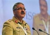 گزارش| دلایل و زمینههای سفر رئیس ستاد کل ارتش پاکستان به ترکمنستان